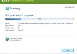 Bedava Online Virüs Tarama ve Virüs Temizleme – ESET Online Scanner