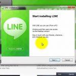 Windows PC İçin Mesajlaşma ve Görüntülü Konuşma Uygulaması – LINE İndir Yükle Ücretsiz