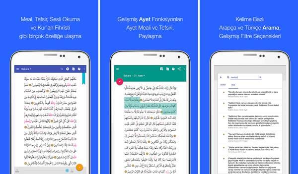 Kur'an-ı Kerim Android