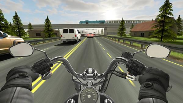 Traffic Rider oynanış