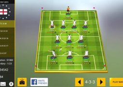 iPhone ve iPad İçin Futbol Menajerlik Oyunu – We R Football İndir