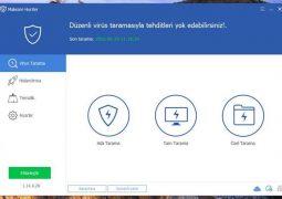 Malware Temizleme ve Antivirüs Programı – Malware Hunter İndir