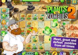 Android İçin Bitkiler ve Zombi Oyunu – Plants vs. Zombies 2 İndir