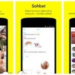 iPhone ve iPad İçin Video ve Resim Paylaşma Uygulaması – Snapchat İndir Download