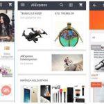 Android İçin AliExpress Alışveriş Uygulaması – AliExpress Shopping App İndir Download