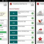 Windows Phone İçin Vodafone Uygulaması – Self Servis İndir Download