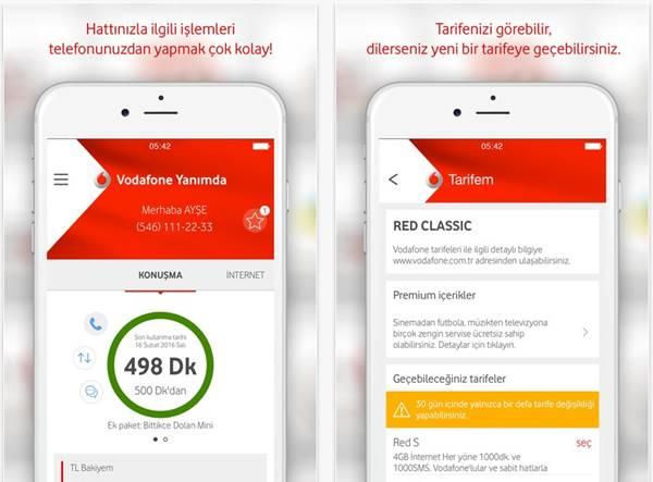 Vodafone Yanımda ios