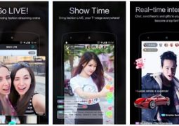 iPhone ve iPad İçin Canlı Yayın Yapma Uygulaması – BIGO LIVE – Live Broadcasting İndir