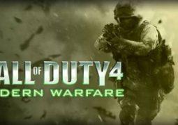 Call of Duty 4: Modern Warfare %100 Türkçe Yama İndir