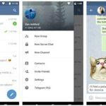Android İçin Güvenli Mesajlaşma Uygulaması – Telegram İndir Download