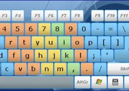 Sanal Ekran Klavyesi – Comfort On-Screen Keyboard Lite İndir