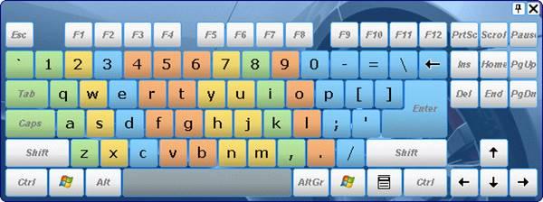 comfort-on-screen-keyboard