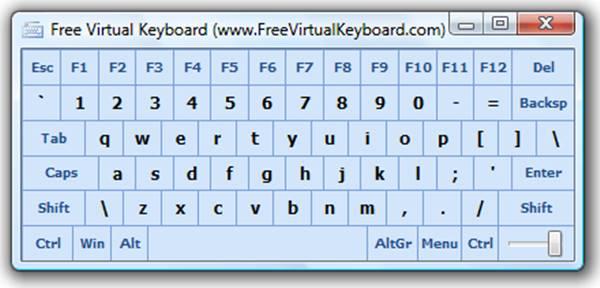 free-virtual-keyboard