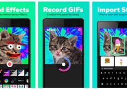iPhone ve iPad İçin Gif Yapma Uygulaması – Giphy Cam. The GIF Camera İndir