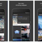 Android İçin Google Duvar Kağıtları Uygulaması İndir