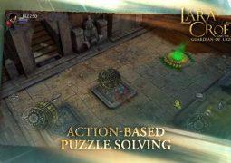iPhone ve iPad İçin Lara Croft Oyunu – Lara Croft: Guardian of Light İndir