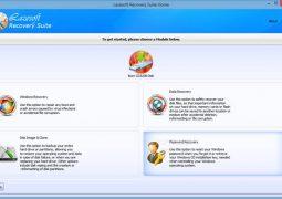 Veri Yedekleme, Veri Kurtarma Programı – Lazesoft Recovery Suite Home Edition İndir