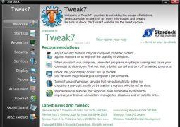 Windows 7 Hızlandırma ve Optimize Etme Programı – Tweak7 İndir