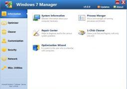 Windows 7 Hızlandırma ve Bakım Programı – Windows 7 Manager İndir