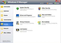 Windows 8 ve 8.1 Hızlandırma Programı – Windows 8 Manager İndir
