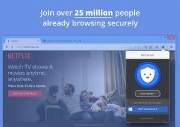 Firefox İçin Yasaklı Sitelere Giriş VPN Eklentisi – Unlimited Free VPN by Betternet İndir