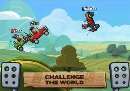 iPhone ve iPad İçin Arazi Yarışı Oyunu – Hill Climb Racing 2 İndir