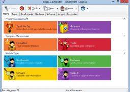 Donanım ve Yazılım Bilgisi Öğrenme Programı – SiSoftware Sandra Lite İndir