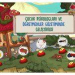 iPhone ve iPad İçin Çocuk Bulmaca Oyunu – TRT Ege ile Gaga İndir Download