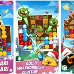 iPhone ve iPad İçin Balon Patlatma Oyunu – Angry Birds Blast İndir Download