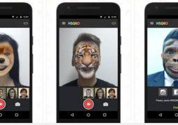 Android İçin Yüz Değiştirme Uygulaması – MSQRD İndir