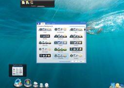 Animasyonlu Masaüstü Araç Çubuğu Programı – ObjectDock İndir