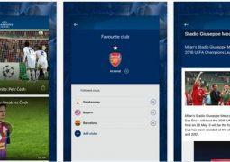 iPhone ve iPad İçin Resmi Şampiyonlar Ligi Uygulaması – UEFA Champions League İndir