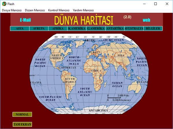 dunya-haritasi