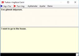 Kolay Türkçe İngilizce Çeviri Programı – ingTur Mini Translator İndir