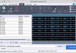 Videodan Ses Alma ve Ses Dönüştürücü Program – AVS Audio Converter İndir