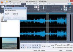 Ses Dönüştürücü ve Düzenleme Programı – AVS Audio Editor İndir Download