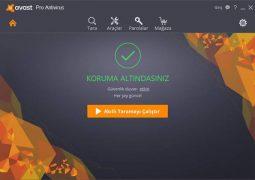 Profesyonel Antivirüs Programı – Avast Pro Antivirus İndir