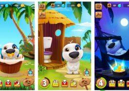 iPhone ve iPad İçin Konuşan Köpek Oyunu – My Talking Hank İndir