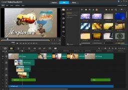 Gelişmiş Video Düzenleme Programı – Corel VideoStudio Pro İndir