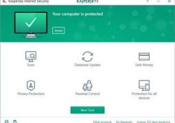 PC ve İnternet Güvenlik Programı – Kaspersky Internet Security İndir Download
