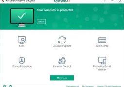 PC ve İnternet Güvenlik Programı – Kaspersky Internet Security İndir