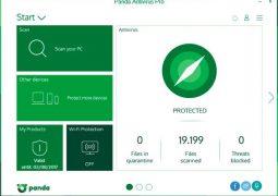 Panda Antivirüs Programı – Panda Antivirus Pro İndir