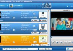 Total Video Converter İndir – Gelişmiş Video Format Dönüştürme Programı