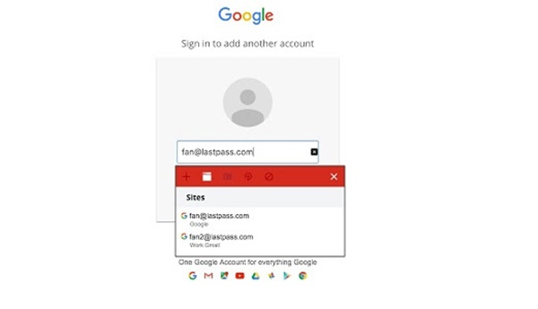 chrome LastPass Free Password Manager 1