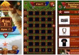 iPhone ve iPad İçin Survivor Arena 4'ün 1'i Oyunu – 4'ün 1'i İndir