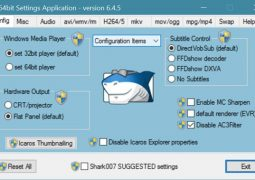 Windows 7/8/10 İçin Codec Programı – ADVANCED Codecs İndir