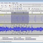 Ses Kayıt ve Ses Düzenleme Programı – Audacity İndir Download