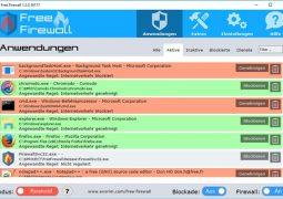 Ücretsiz Güvenlik Duvarı Programı – Free Firewall İndir Download