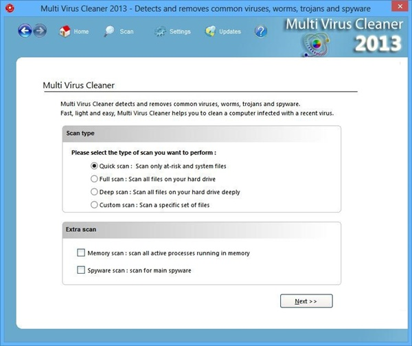 Multi Virus Cleaner