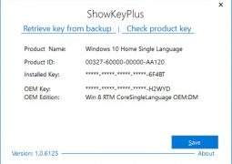Windows Ürün Anahtarı Öğrenme Programı – ShowKeyPlus İndir